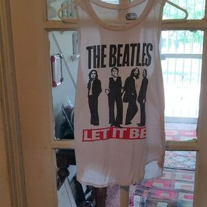 Women's Beatles t-shirt
